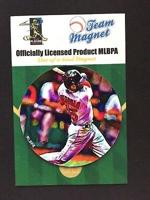 Fanartikel #1 Best Seller-fan Fav Professioneller Verkauf Boston Red Sox Dustin Pedroia Magnet-cool Collectible Baseball & Softball
