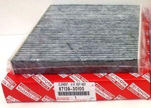 Lexus oem factory charcoal cabin filter air filter 2014 for Lexus is250 cabin air filter