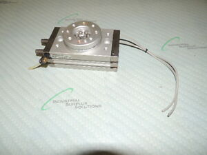 SMC MSQB30R-XN ROTARY ACTUATOR W/TABLE