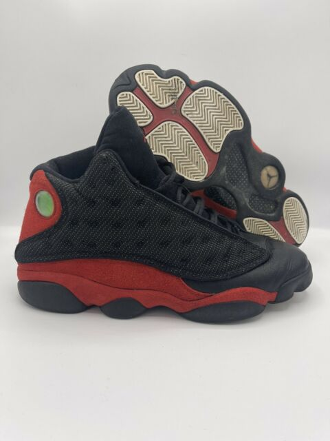 Air Jordan Retro 13 'Bred' 2004 Black True Red 309259 061 Men's size 10.5 OG BOX