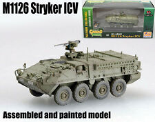 US M1126 Stryker ICV Infantry Carrier Vehicle tank 1/72 finished Easy model