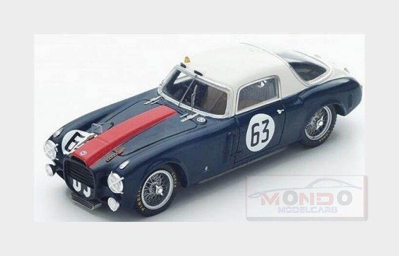 Lancia D20 C  63 24H Le Mans 1953 J.F.Gonzalez C.Biondetti SPARK 1 43 S4720