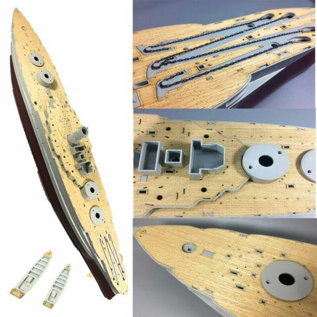 Geländer /& Sicherheitsnetze für Schiffe Marine in 1:700 Trumpeter 06635 Neu