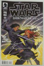 Star Wars: Dawn of the Jedi - Force War #1 (November 2013, Dark Horse)