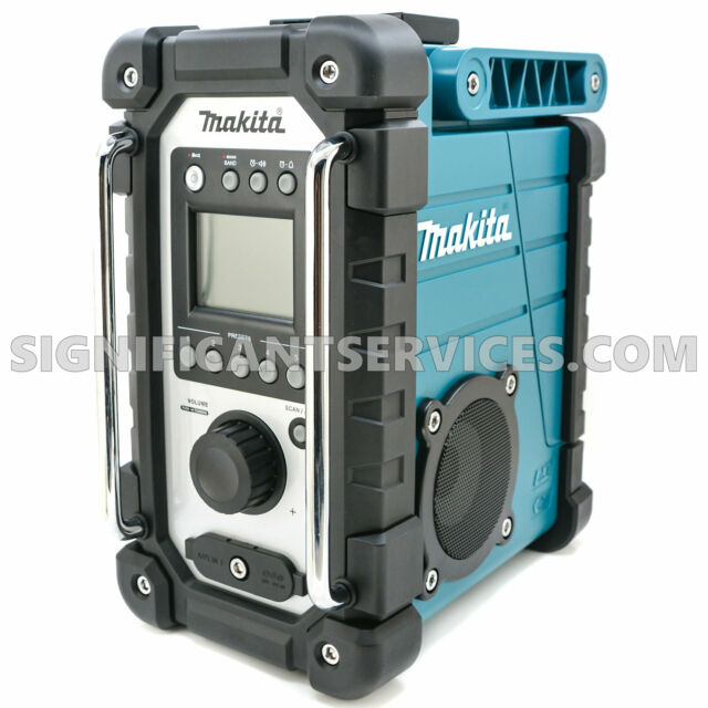 Makita Cordless Job Site Radio 18V Lithium-Ion Dust-Water Resistant Tool Only