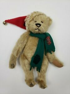 Ganz Cottage Collectibles Scrooge Christmas Bear Ebay