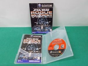 Details about Game Cube -- STAR WARS ROGUE SQUADRON 2 -- Nintendo GC   *JAPAN GAME* 36682