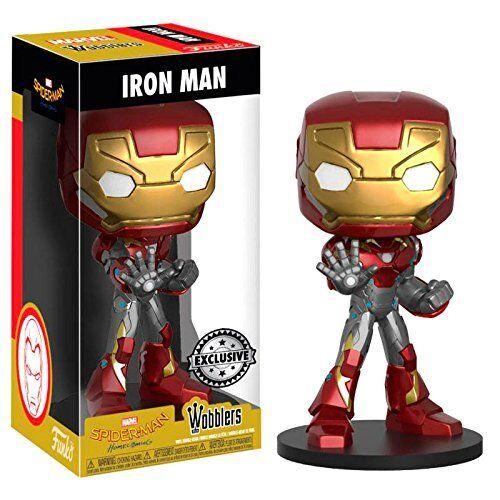 Marvel - spider - man  homecoming - iron - man - exclusiv wobbler [r] - fun20938
