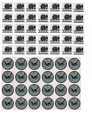 Bello Corgi 268 Green Hornet & Corgi 497 Man From Uncle Decalcomanie Trasferimenti Pieno Foglio A4-mostra Il Titolo Originale Un Arricchimento E Nutriente Per Il Fegato E Il Rene