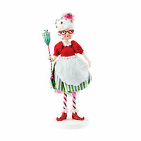 Department 56 Mrs Claus' Sweet Shoppe Christmas Mrs Claus Figurine 4053007