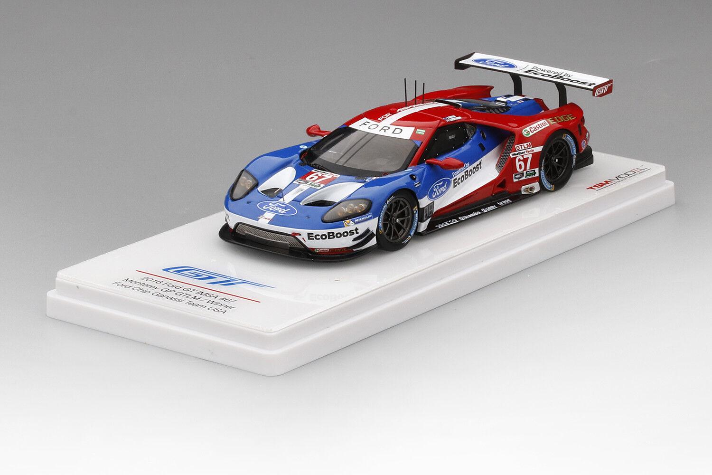 Ford gt40 GT winner Monterey ganassi Briscoe westbrook 1st TSM 1 43