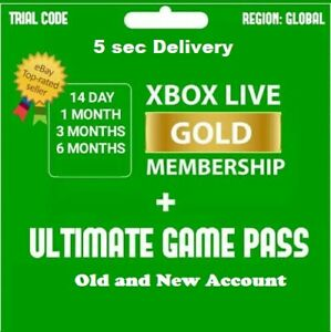 Xbox-Live-Gold-GamePass-Ultimate-Code-14-Days-1-2-3-Month-5-sec-Delivery