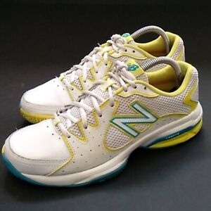 Details about New Balance 786 Absorb Leather Athletic Walking Sneakers Tennis Shoes Size 9AA