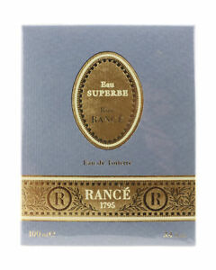 Rance-039-Eau-Superbe-039-Eau-De-Toilette-3-4oz-100ml-New-In-Box
