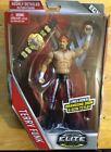 2015 WWE WWF Mattel Terry Funk Elite Wrestling Figure MOC 41 ECW Title Belt NWA