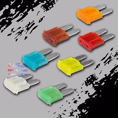 7.5 20,25 /& 30 amp Set Pack 10,15 Micro2 ATR Automotive Fuses Assorted 14pc 5