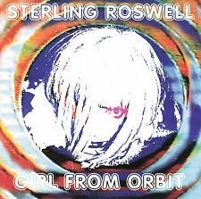 STERLING ROSWELL Girl From Orbit 2002 UK 3-trk CD Spacemen 3 NEW
