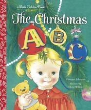 The Christmas ABC (Little Golden Book) Johnson, Florence Hardcover