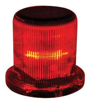 Marine Solar Warning Light Red Led