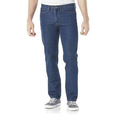 BE9 Men/'s Plus Size Regular Fit  Blue Straight Leg Jeans
