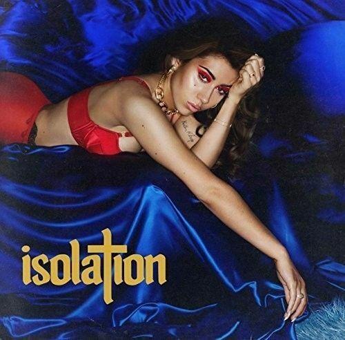 Kali Uchis - Isolation ( CD, 2018 )