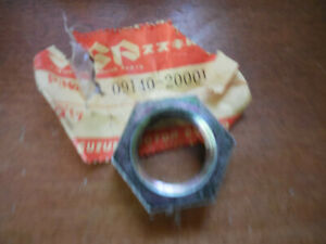 5 each Suzuki 09146-06001 LT160 LTF160 LT230 LT250 FENDER MOUNT NUT SET Nos