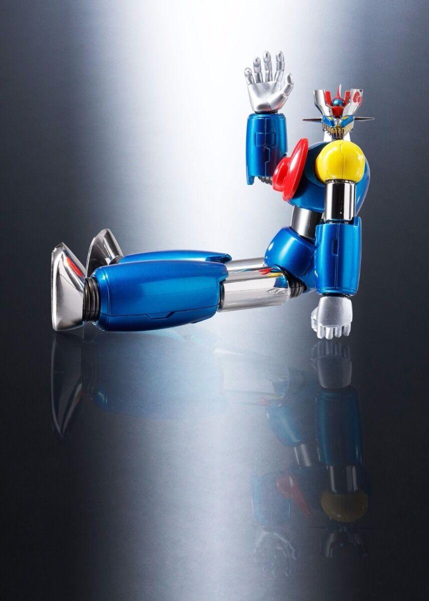Chogokin MAZINGER Z HELLO KITTY COLOR Action Figure BANDAI BANDAI BANDAI NEW from Japan e047b4