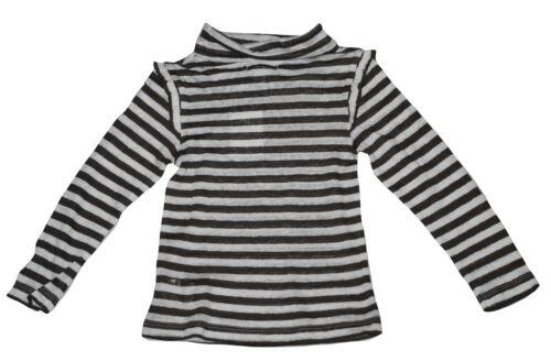 Marie Chantal 100/% Linen Frill Polo Neck Various Sizes NWT