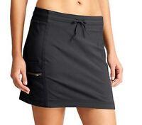 - Athleta Women's Trekkie Black Fitness Skort Size: 0