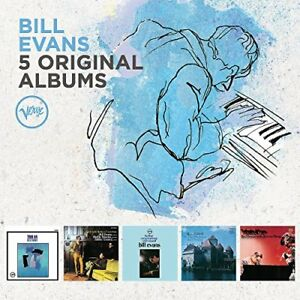Bill-Evans-5-Original-Albums-CD