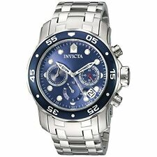 Invicta Diver Quartz Stainless Automatic
