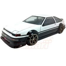SPICE Toyota AE86 TRUENO mini wheelbase 210mm 1:10 M-Chassis EP RC Cars #SPA-615