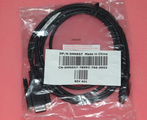 New Dell Password Reset//Service Cable MN657 MD1200 MD1220 MD3200 MD3200i MD3600i