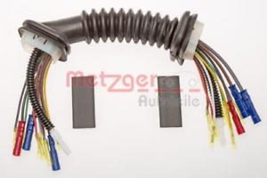 Heckklappe METZGER 2320076 Kofferraumdeckel Kabelreparatursatz