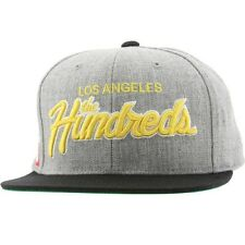 $30 The Hundreds Team Two Snapback Cap athletic heather