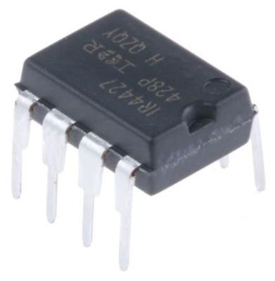 Infineon IR4427PBF Dual Low Side MOSFET Power Driver 3.3A 6 → 20 V 8-Pin PDIP