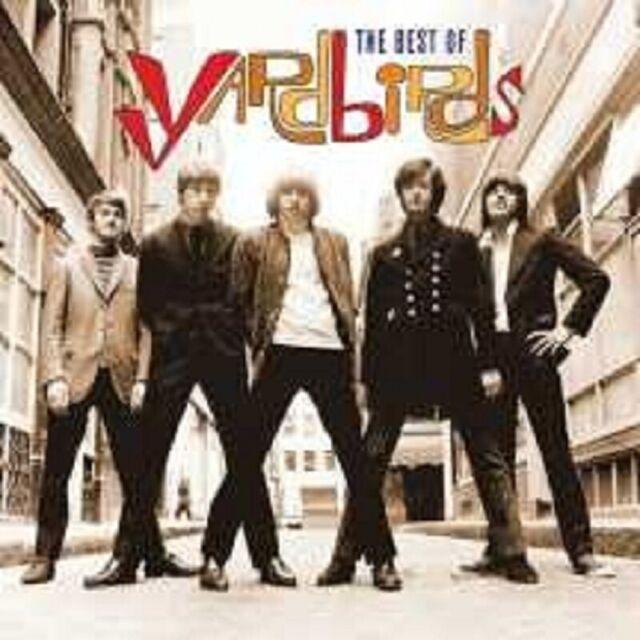 """THE YARDBIRDS """"THE BEST OF THE YARDBIRDS"""" CD NEUWARE"""