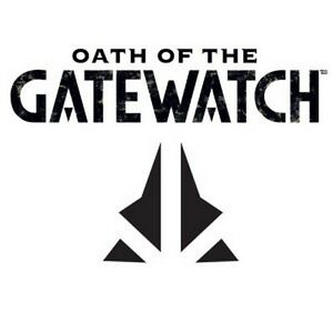 4x Common Set - Set Comuni Giuramento dei Guardiani - Oath of the Gatewatch Eng