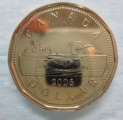 2006L CANADA LOONIE PROOF-LIKE ONE DOLLAR COIN RCM LOGO