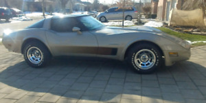 1982 Corvette Collector's Limited Edition