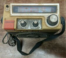 Westminster Car Auto 8 Track Stereo Tape Player Portable Battery Powered 3959