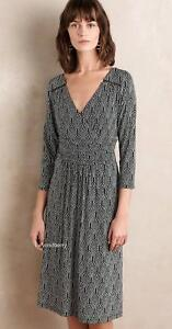 ca6c69bc2c54 Image is loading NEW-Anthropologie-Galena-Midi-Dress-by-Maeve-Size-