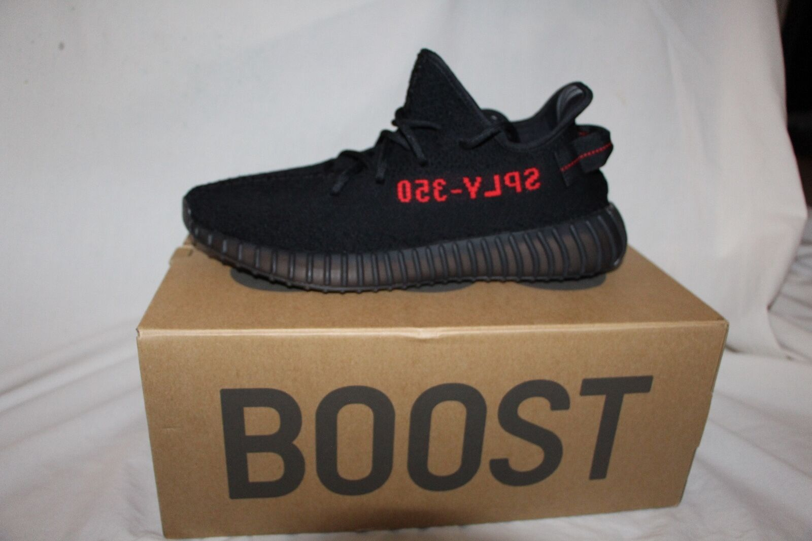 Men's yeezy boost boost boost bred size 9.5 6a4e6f
