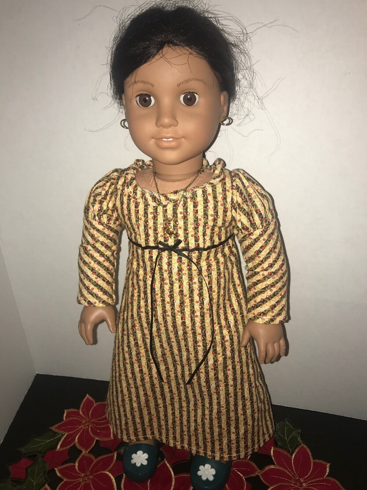 """Pleasant company American Girl Josephine In Her """"Very Best Dress"""" Gown doll"""