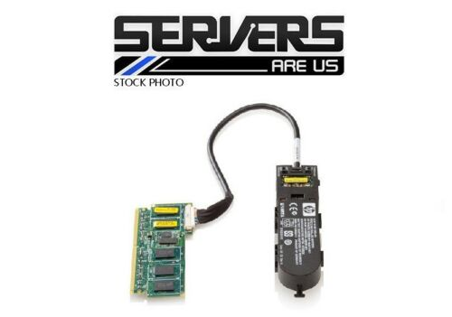 HP 2GB P-series Smart Array 631681-B21 FBWC Module  633543-001
