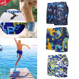 Men-039-s-Swimming-Summer-Beach-Swim-Trunks-Surf-Board-Shorts-Swimwear-Pants-Fashion