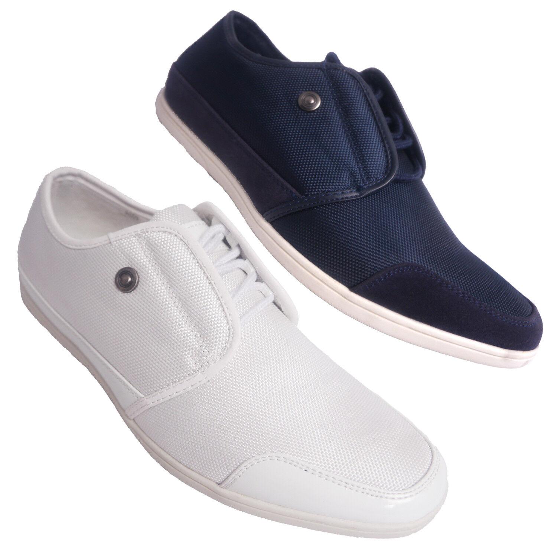 Mens Pumps Canvas Lace Up Casual Designer Shoes Trainers Plimsoles