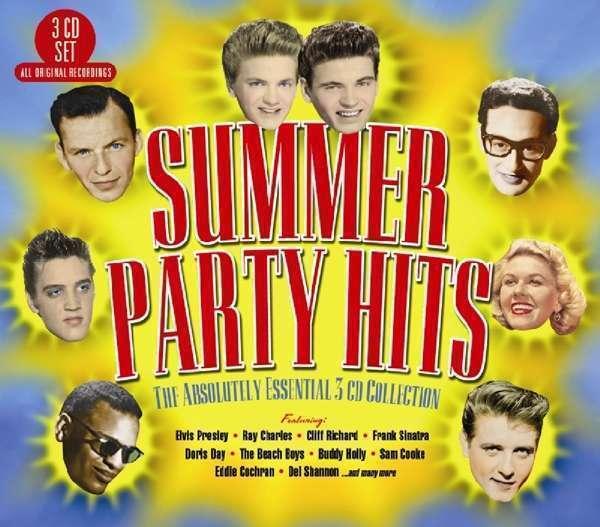 Verano Fiesta Hits - Varios Nuevo CD