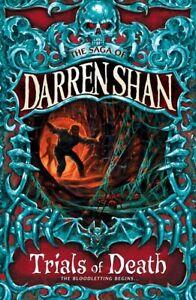 The-saga-of-Darren-Shan-Trials-of-death-by-Darren-Shan-Paperback-Great-Value