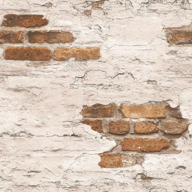 Essener Tapete Grunge G45352 alte Wand Mauer Ziegelstein Vliestapete Vlies